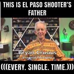 Conspiracies and disinfo is already circulating about the alleged shooter and his family.
