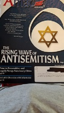 Another publication coopted by Jews?
