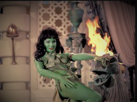 'Vina' - Orion Slave Girl