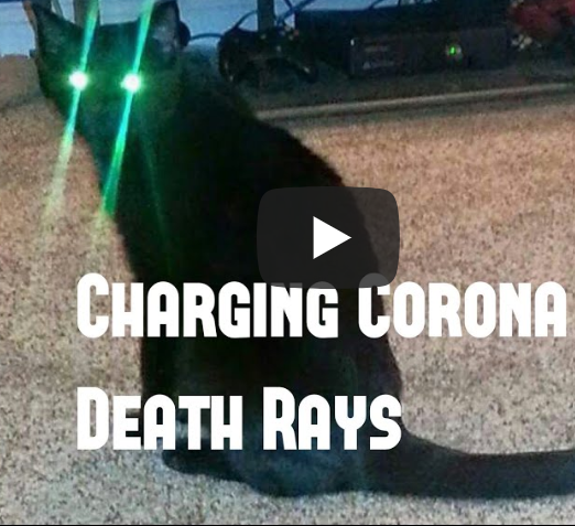 Deadly Covic-19 Rays
